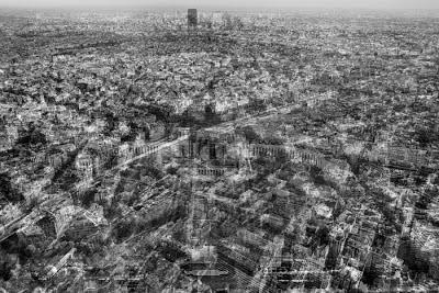 Michael Najjar Netropolis: Paris