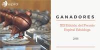Premio Espiral Edublogs 2018