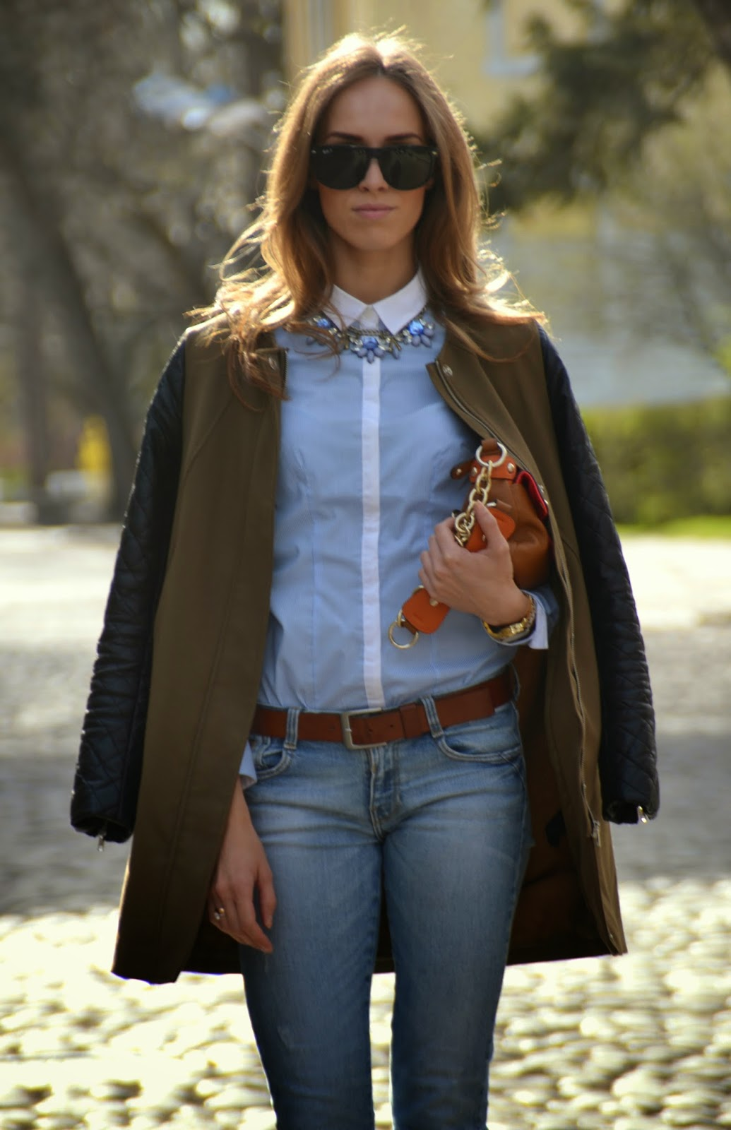 hm-shirt-coat-zara-blue-jeans