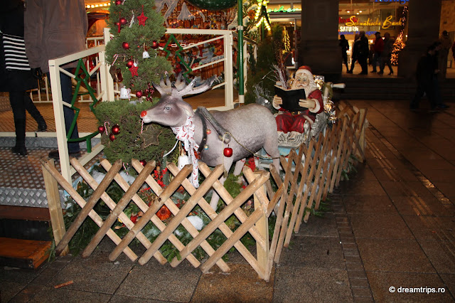 Târgul de Crăciun de la Stuttgart