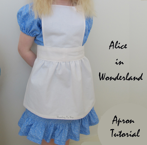 Alice in Wonderland by Threading my Way