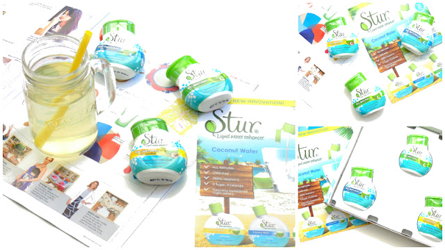 Stur Coconut Water Enhancers