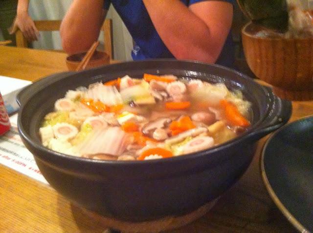 Nabe Hot Pot