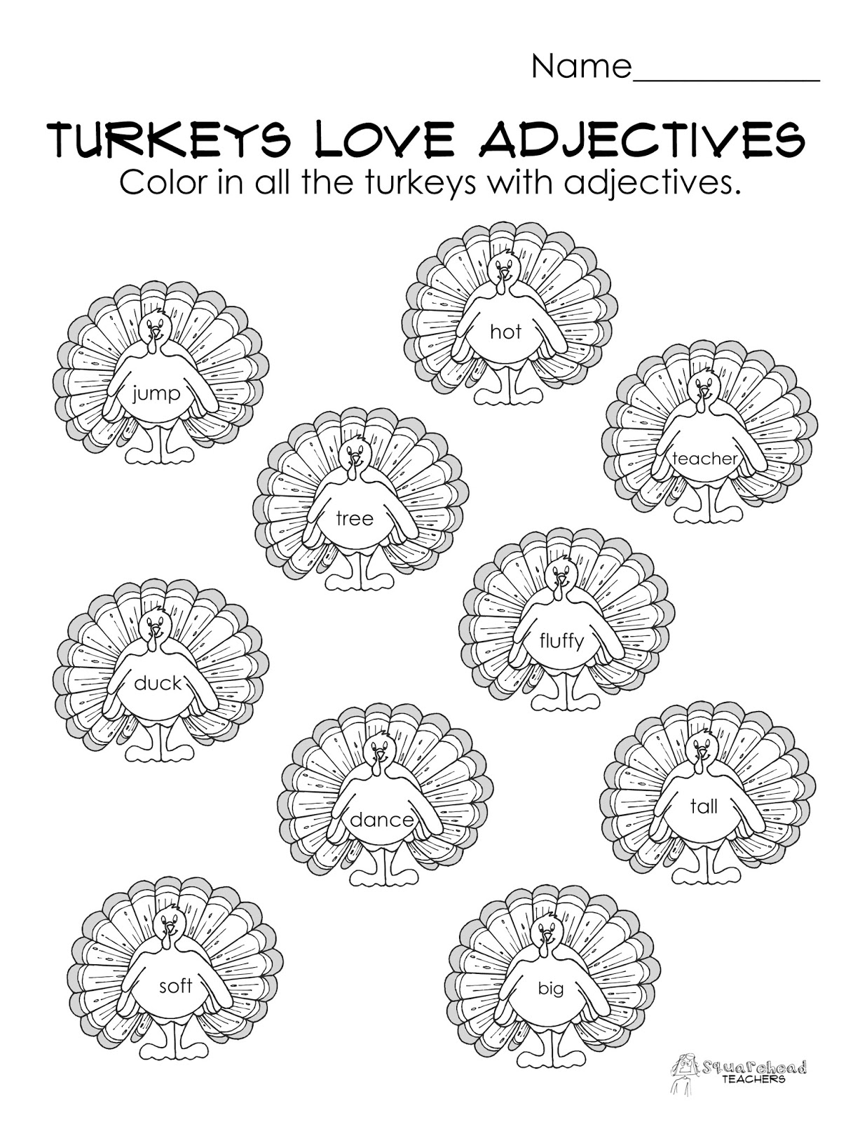 Worksheet Adjectives Grade 1 grade 1 sample worksheets on nouns verbs and adjectives posted by at 0810