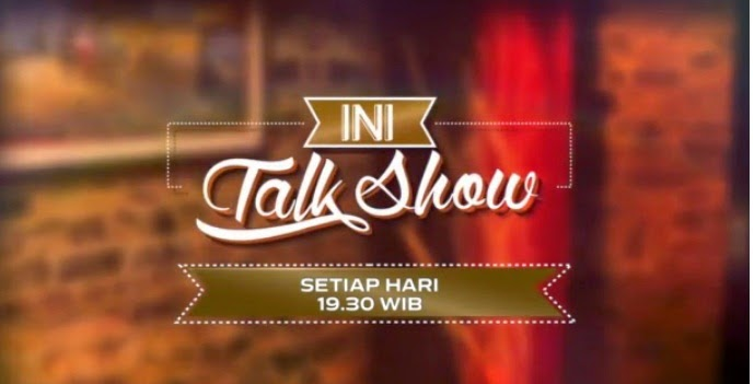 ini talk show net tv sule andre