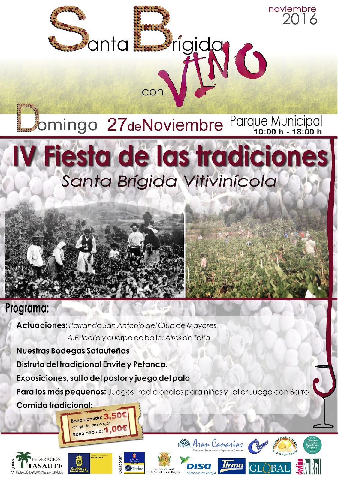 IV FIESTA DE LAS TRADICIONES SATAUTEÑAS