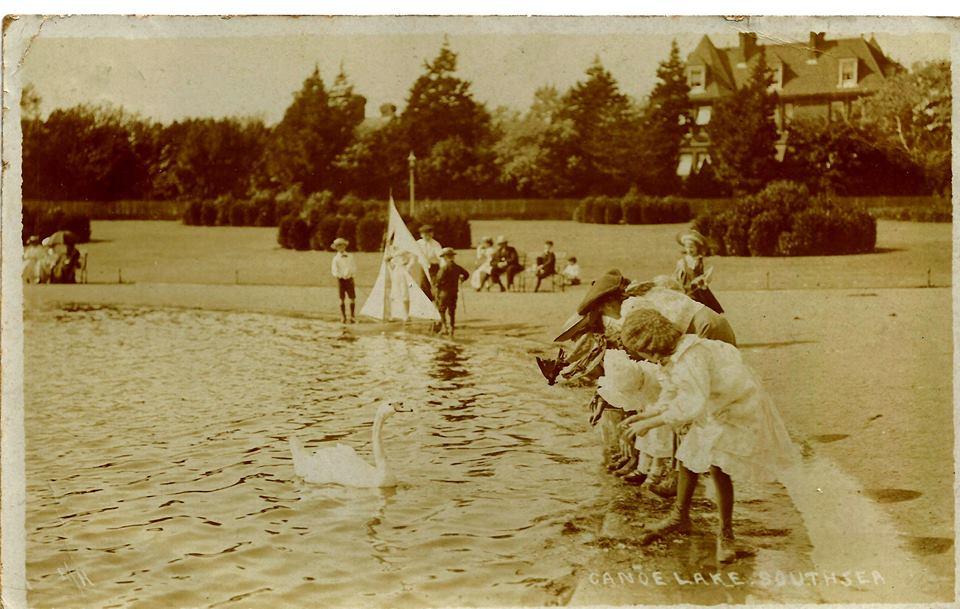 Canoe Lake 1905
