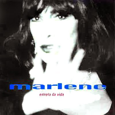 Capa de 'Estrela da vida', CD de Marlene lançado em 1998