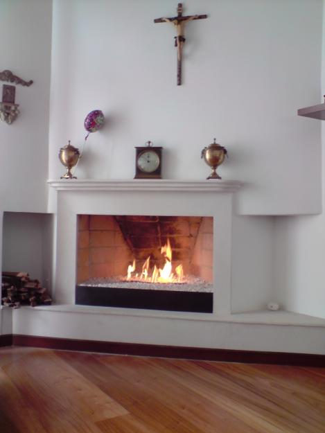Decoraciones troya chimeneas - Chimenea de gas natural ...