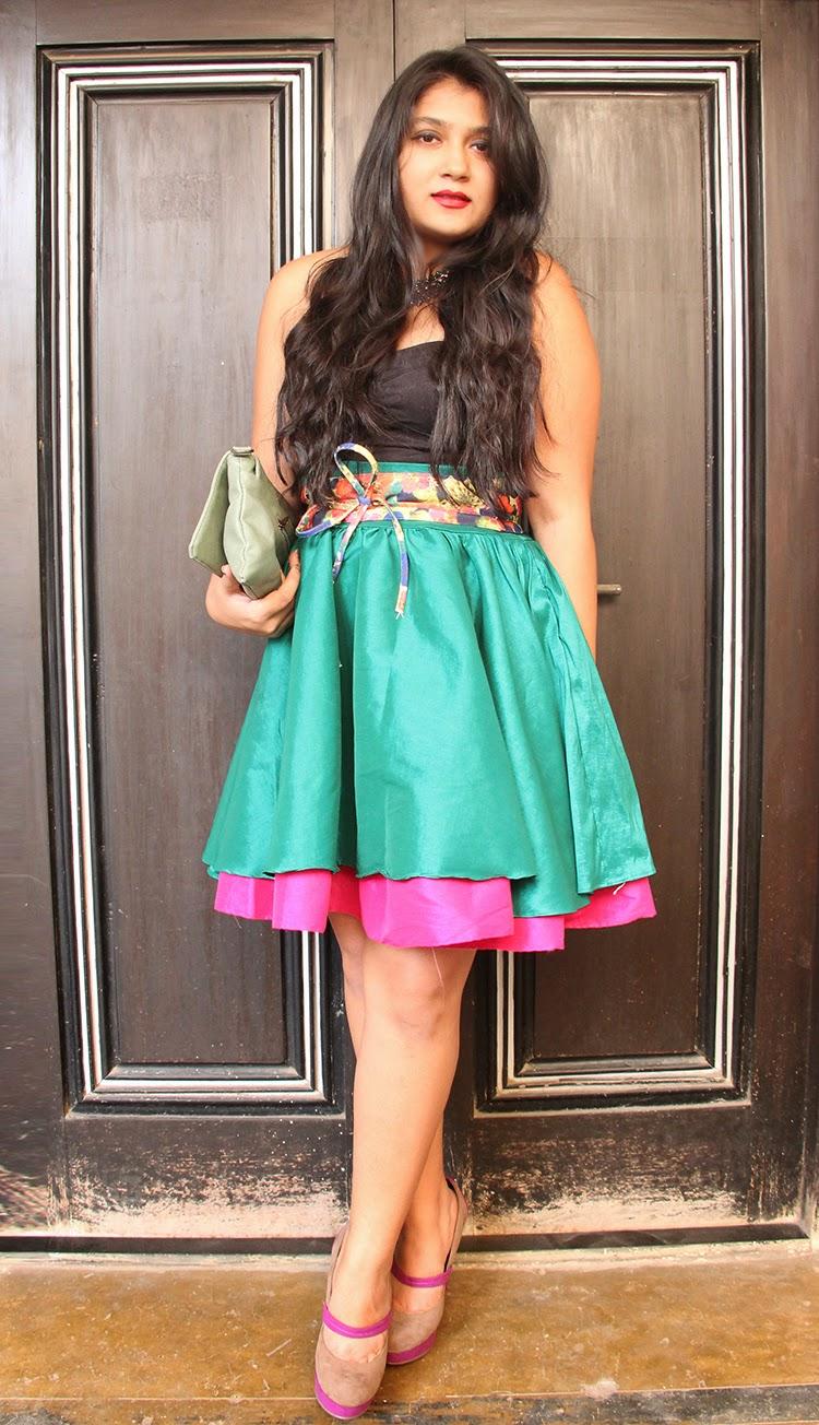 50's style skirt
