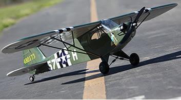 Green Scale Piper J-3 Cub Image