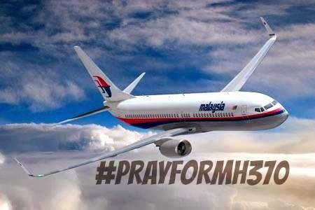kehilangan pesawat MAS MH370