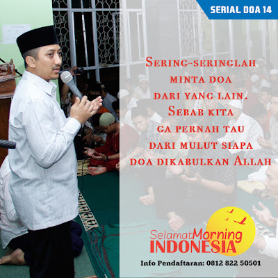 Selamat Morning Indonesia
