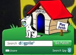 Arfie from dogpile.com