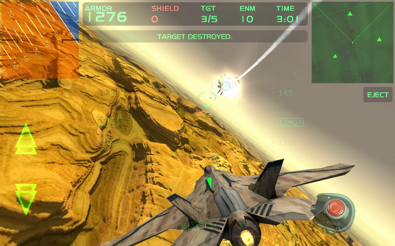 Fractal Combat X (Premium) v1.0.10.0