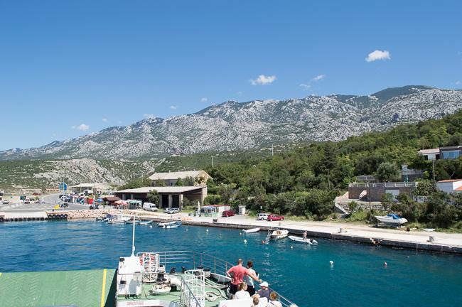 croatia island rab lopar summer vacation relaxing getaway