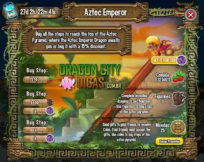 Ilha Asteca - 4.Imperador Asteca