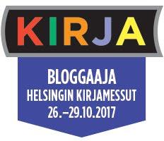 Helsingin Kirjamessujen bloggaaja