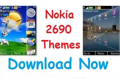 nokia 2690 themes