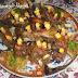 شهيوات عيد الاضحى 2013 : اللحم الغنمي محمر فالفران بطريقة جد ممتازة