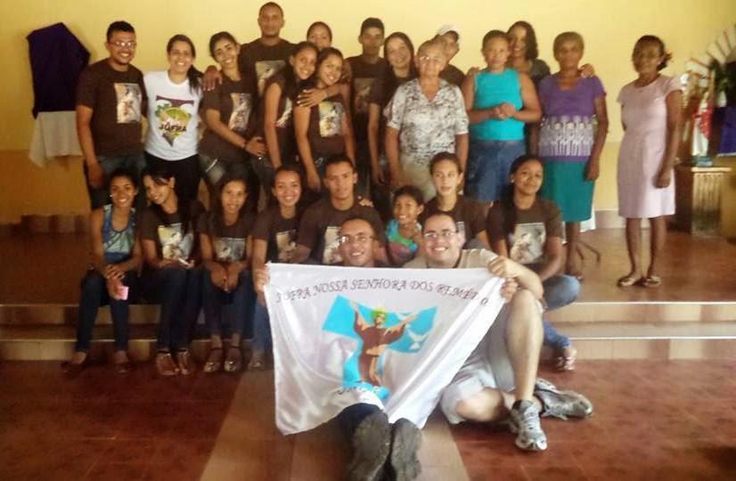 Eleição do Novo Secretariado Fraterno Local da JUFRA de Remédios (União/PI)
