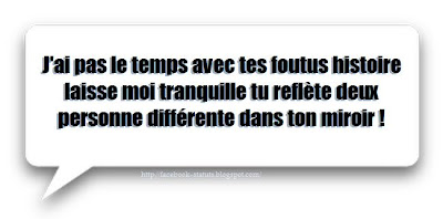 Citation pour statut facebook