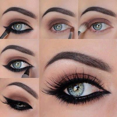New eye makeup ideas looks