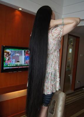 Real-life Rapunzels - Part 2