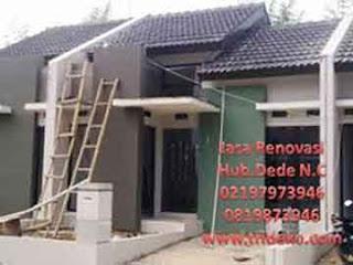 Mengerjakan Renovasi Sendiri Rumah KPR-BTN
