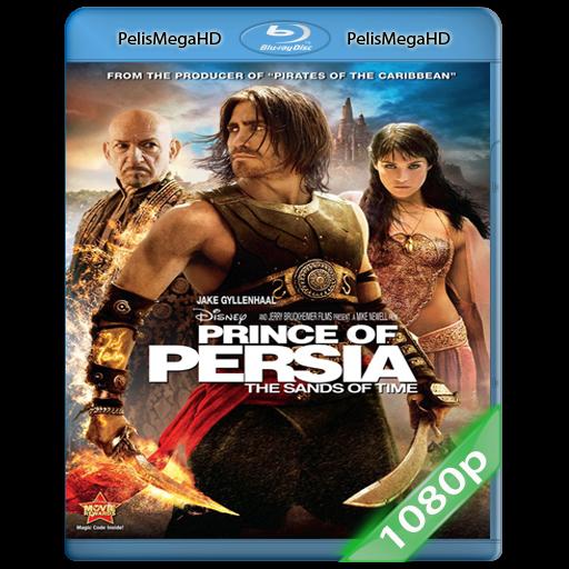 El Principe de Persia y las Arenas del Tiempo (2010) 1080P HD MKV ESPAÑOL LATINO
