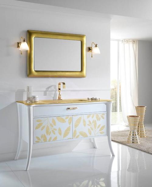 decoração de banheiro moderna