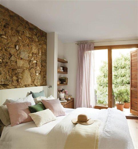 Blog by nela una casa muy vivida en medio de la ciudad for Dormitorio principal