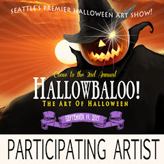 Hallowbaloo Exhibitor!