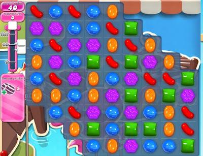 nivel 130 de Candy Crush
