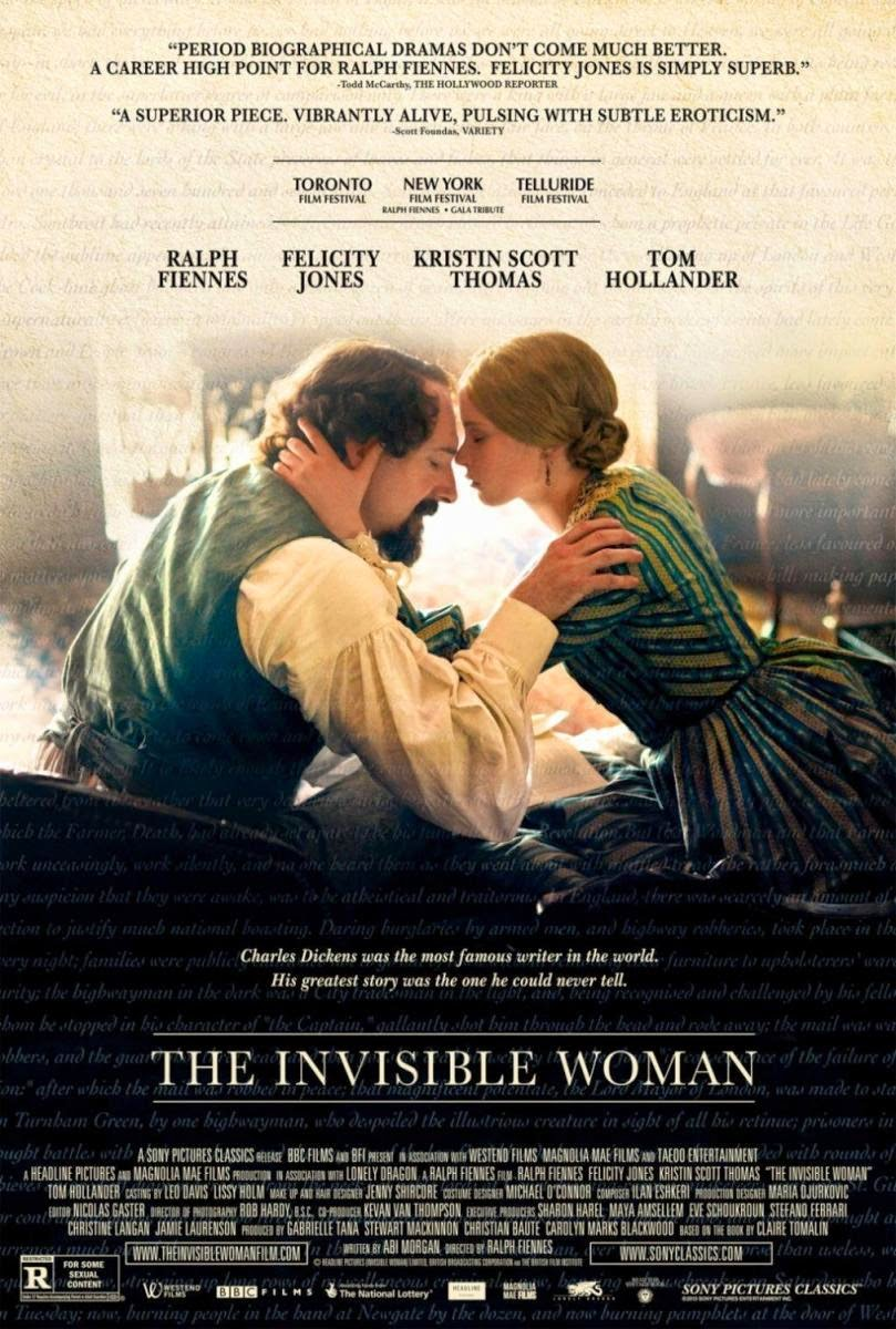 The Invisible Woman (2014): Ver gratis online streaming en español. Película en vivo sin cortes, sin descarga, ni torrent.
