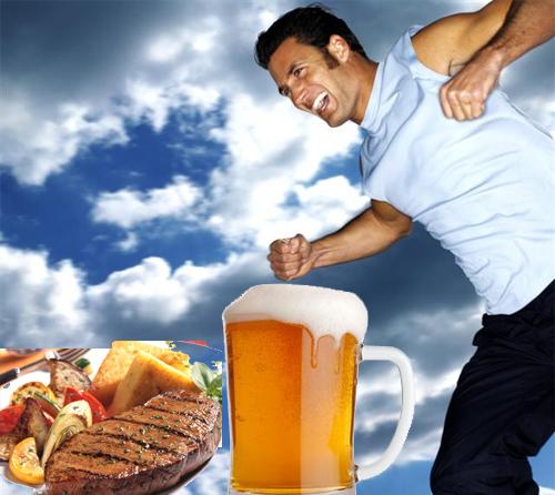 dietas adelgazar hombres