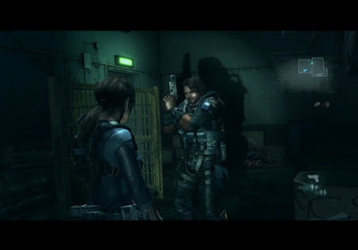 Resident Evil Revelations Gameplay for PC