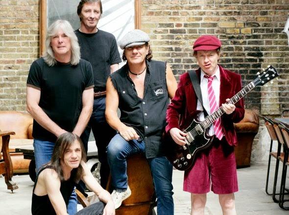 AC/DC - band