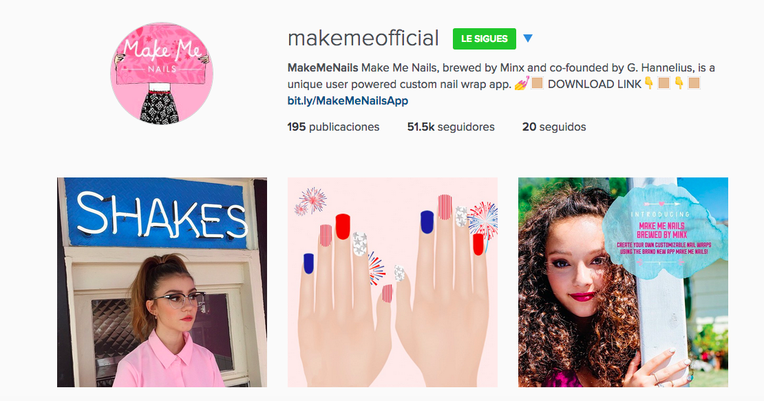 Outstanding G Hannelius Make Me Nails Composition - Nail Paint ...
