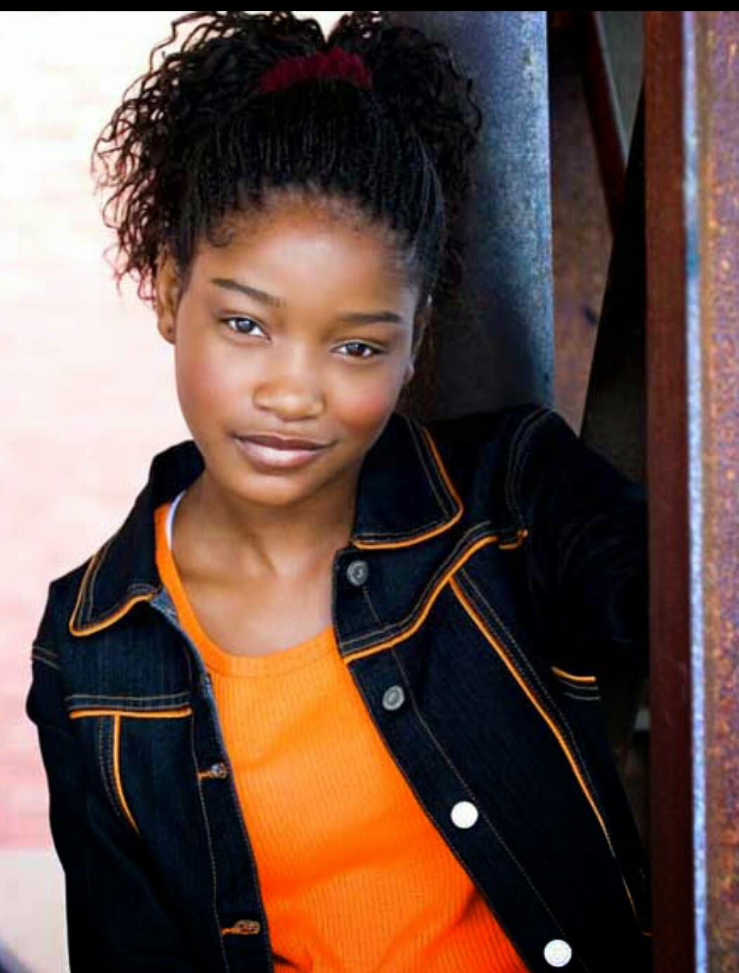 black preteen Born Lauren Keyana Palmer the 20 year old from Harvey, IL is definitely  blazing her own trail. Over the years we have watched her career blossom.