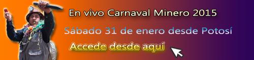En vivo Carnaval Minero