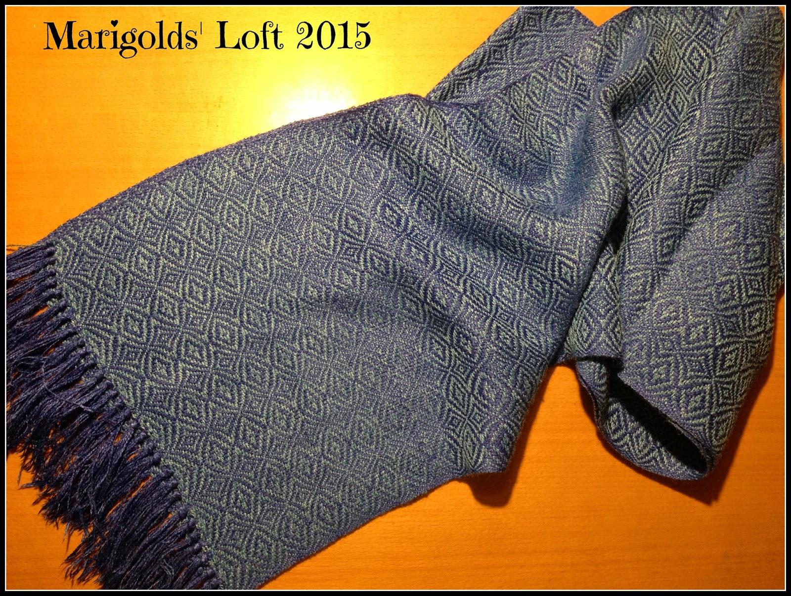 Silk Scarf Handmade