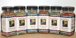 The Gourmet Farm Girl Seasonings