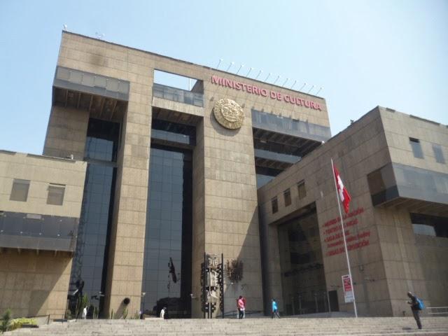 Revista digital apuntes de arquitectura el museo de la for Ministerio del interior nacion