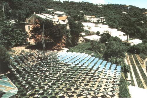 Pontinia ecologia e territorio energia solare notturna - Centrale solare a specchi piani ...