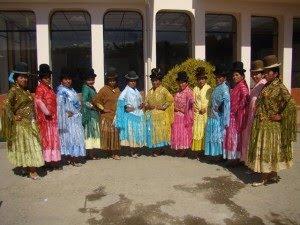 Blog de cholitas