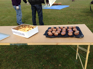 STRATODEAN Cakes for the punters