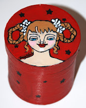 ~Braided Hair Trinket Box~