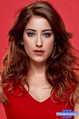 الممثلة التركية هازال كايا Hazal Kaya (فريحة)