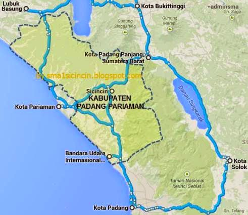 padang pariaman sumatera barat indonesia